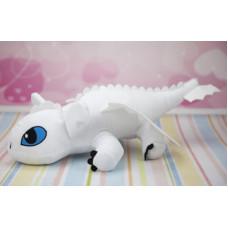 """Мягкая игрушка """"Беззубик"""", Дневная Фурия, """"Как приручить дракона"""" 45 см."""
