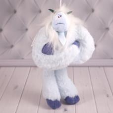 """Мягкая игрушка """"Снежный человек"""", 25 см."""
