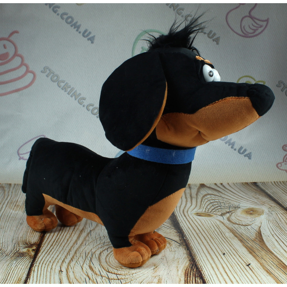 Мягкая игрушка собака Бадди