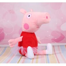 """Мягкая игрушка """"Пеппа балерина"""", 40 см."""