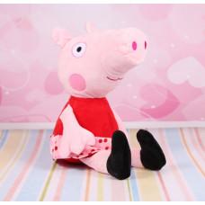 Мягкая игрушка Свинка Пеппа, 37 см
