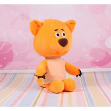 Мягкая игрушка Лисичка, 28 см