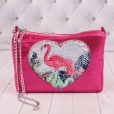 Детская сумка Фламинго, 22 см