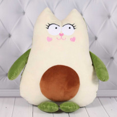 Мягкая игрушка Авокадо, 35 см