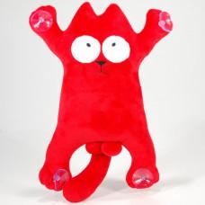 Мягкая игрушка Кот Саймона, 34 см