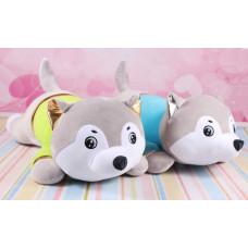 Мягкая игрушка волк, игрушка подушка 60 см.