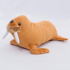 Мягкая игрушка Морж маленький, 32 см