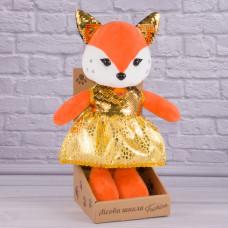 Мягкая игрушка Лисичка Муся, 39 см.