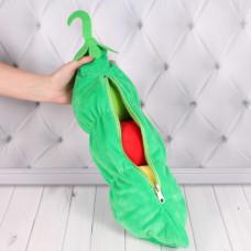 Мягкая игрушка Горошек, 50 см.