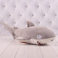 "Мягкая игрушка Акула ""Морская братва"", 46 см"