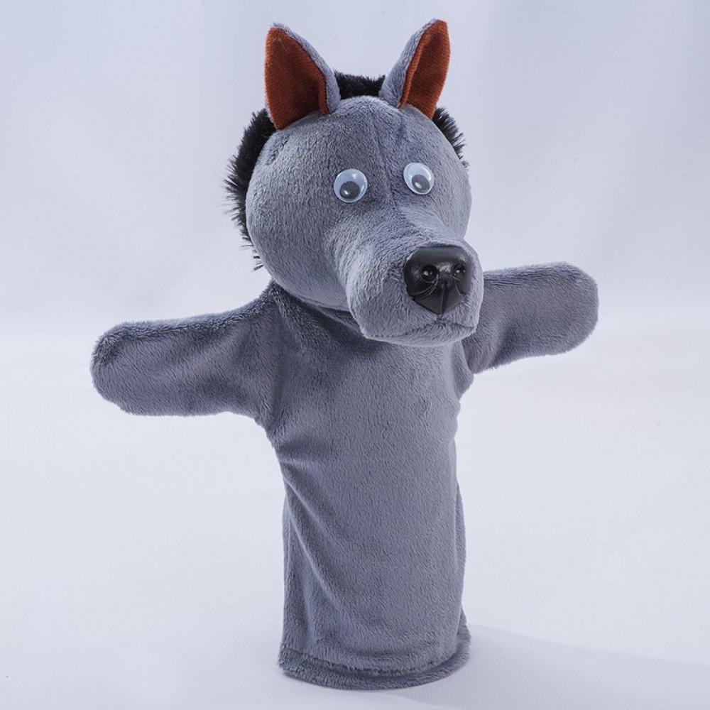 Игрушка рукавичка Волк