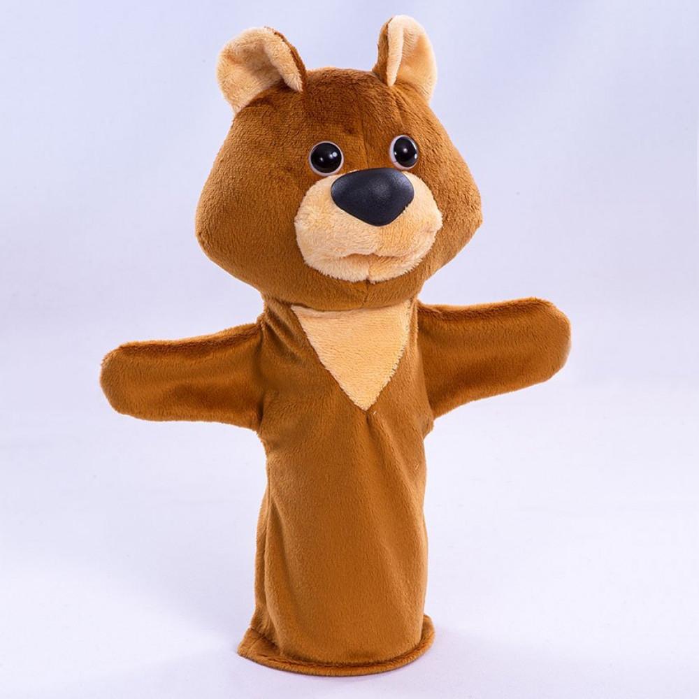 Игрушка рукавичка Медвежонок