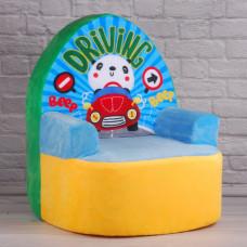 Детское мягкое кресло, 57 см
