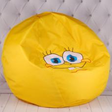 Детское мягкое кресло Улыбка, 65 см