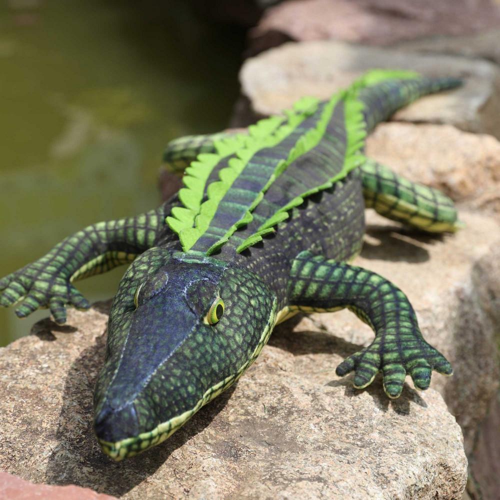Мягкая игрушка Крокодил Киря