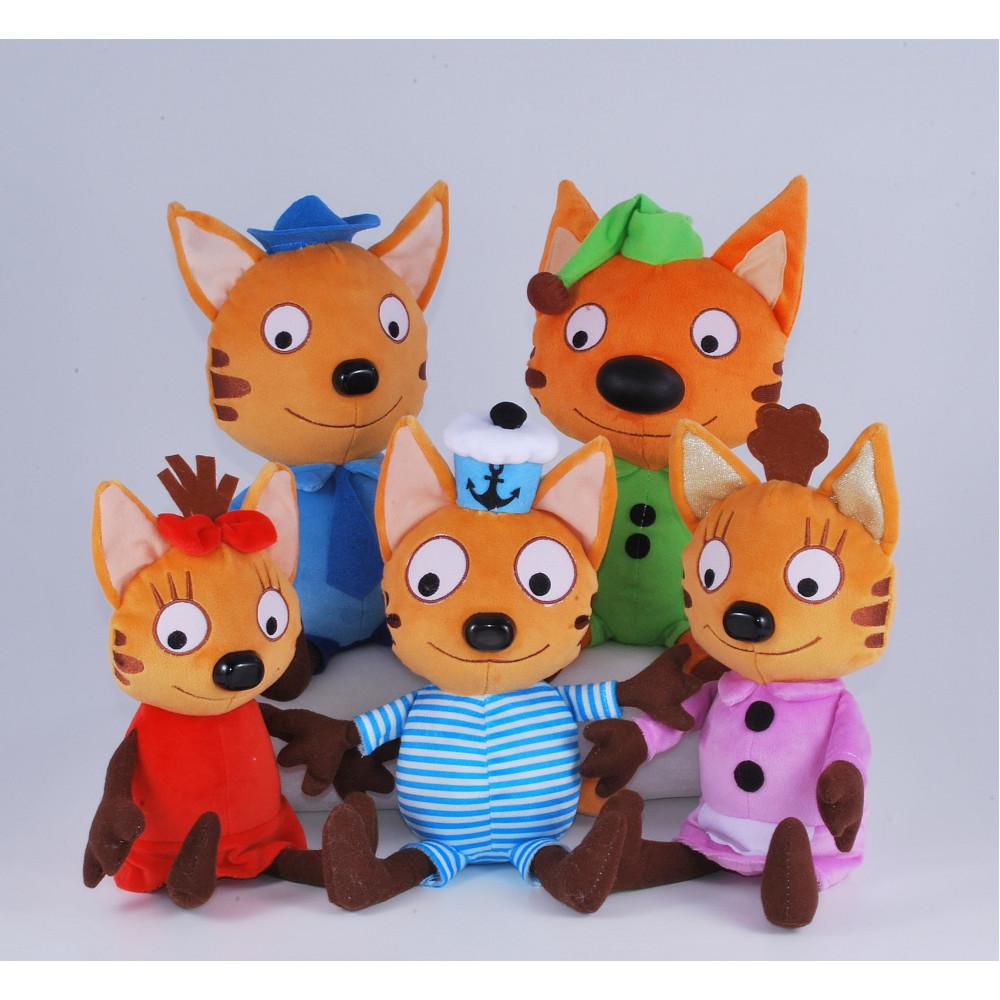 Купить мягкую игрушку Коржика, Три Кота