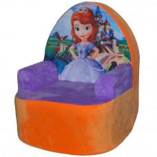 Детское мягкое кресло Софи