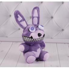 "Мягкая игрушка аниматроник ""Бонни Фредди"", 20 см."