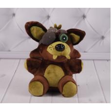 """Мягкая игрушка  """"Фантомная Фокси Фредди"""", (коричневый)."""
