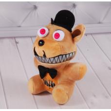 Мягкая игрушка Фокси, Фредди (коричневый)