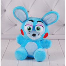 """Мягкая игрушка """"Бонни Фредди"""",  (голубой)."""