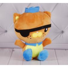 """Мягкая игрушка Кот """"Квази"""", Октонавты 34 см."""