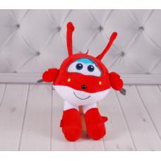 Мягкая игрушка самолетик Джетт, Супер крылья