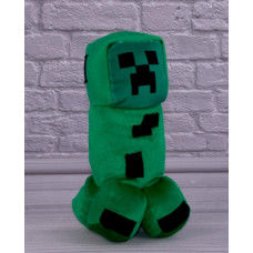 Мягкая игрушка Крипер, Майнкрафт