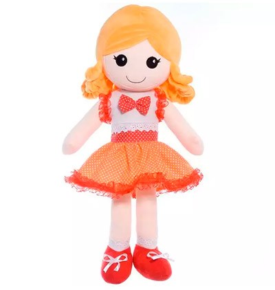 Мягкая кукла купить