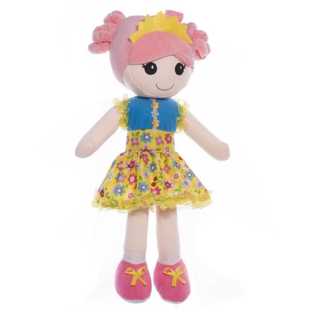 Мягкая кукла Лалалупси